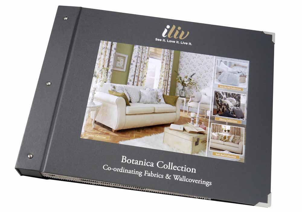 ILIV BOTANICA Pattern Book