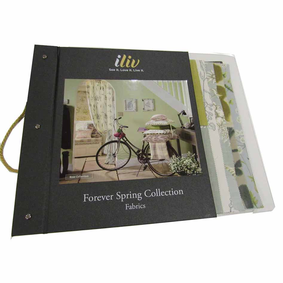 ILIV Forever Spring Pattern Book
