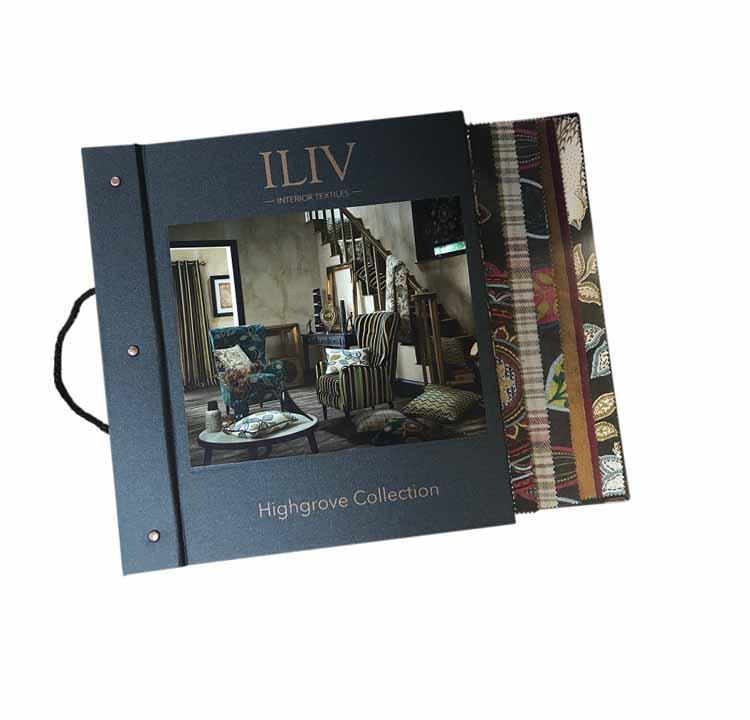 ILIV Highgrove Pattern Book