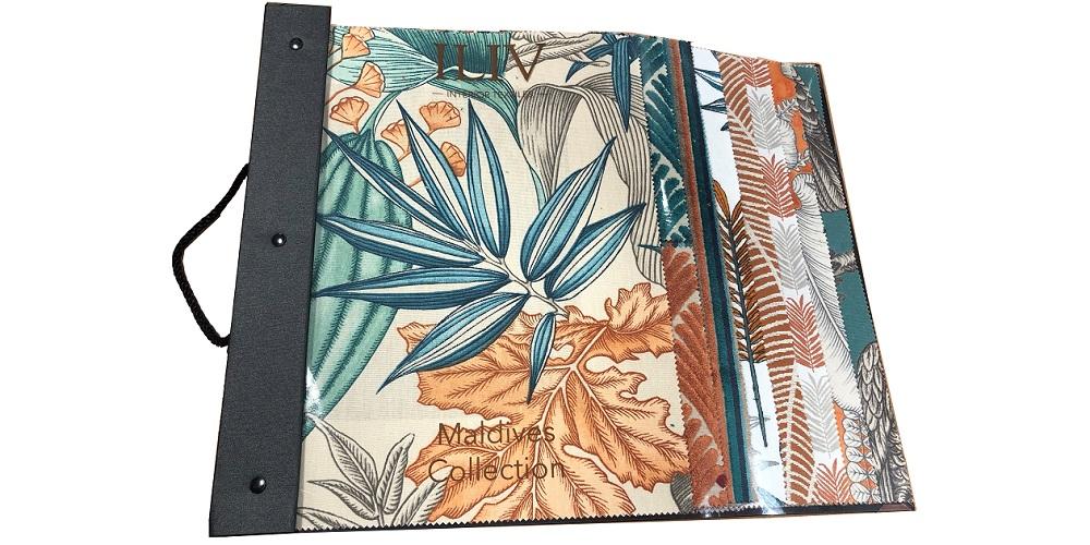 ILIV Maldives Pattern Book