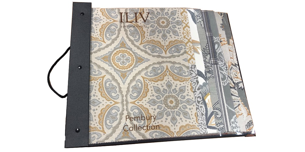 ILIV Pembury Pattern Book