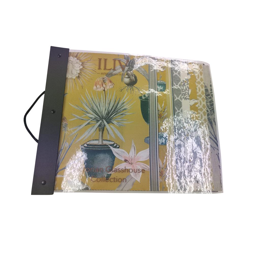 ILIV Victorian Glasshouse Pattern Book