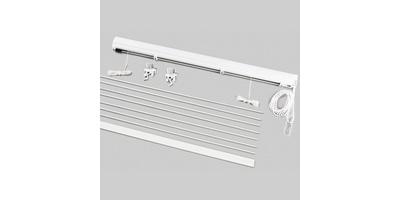 Hallis Value Roman Blind Kit 180cm (Incl Safety Clip) pck1