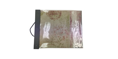 ILIV Country Journal Pattern Book