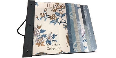 ILIV Orientalis Pattern Book