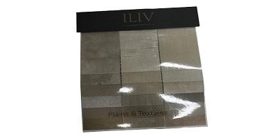 ILIV Plains & Textures 10 Pattern Book