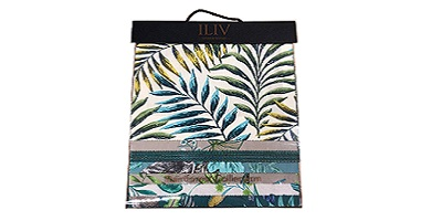 ILIV Rainforest Pattern Book