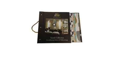 ILIV SCANDI PATTERN BOOK