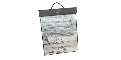 ILIV Seascape Pattern Book
