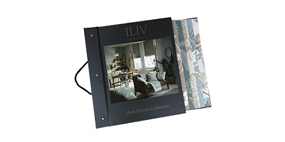 ILIV Sketchbook Pattern Book